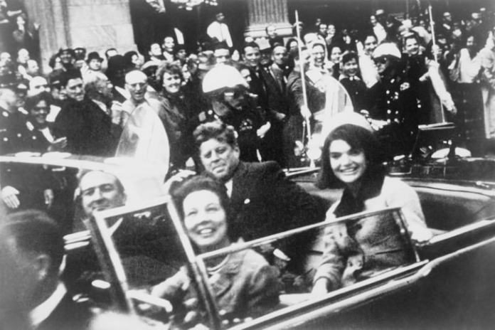 John F Kennedy Suikast