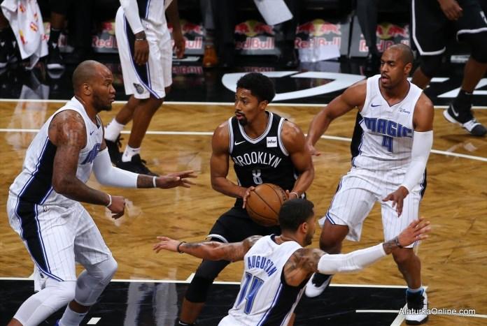 Orlando Magic 121 - Brooklyn Nets 126