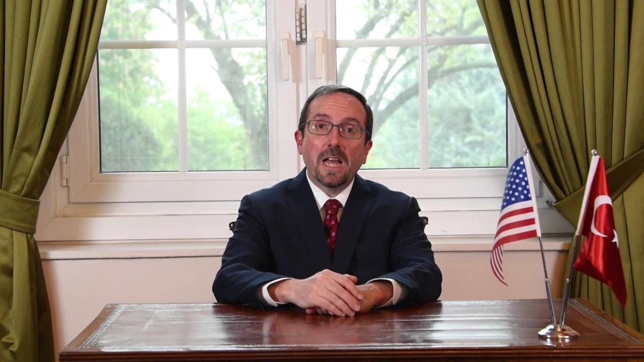 Büyükelçi Bass, Vize kriziyle ilgili açıklama yaptı