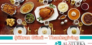 Sukran Gunu - Thanksgiving