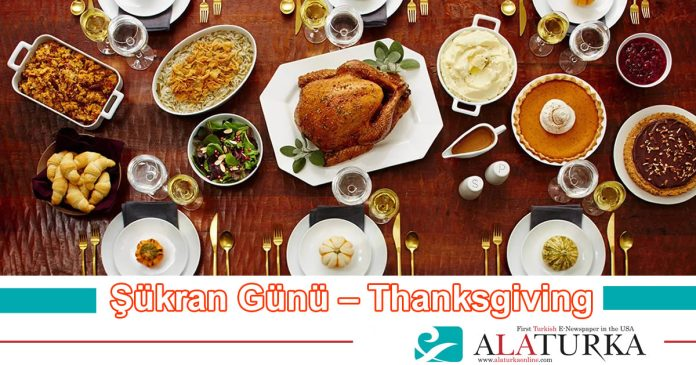 Sukran Gunu - Thanksgiving