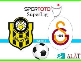 Yeni Malatyaspor Galatasaray Macini Canli Izle