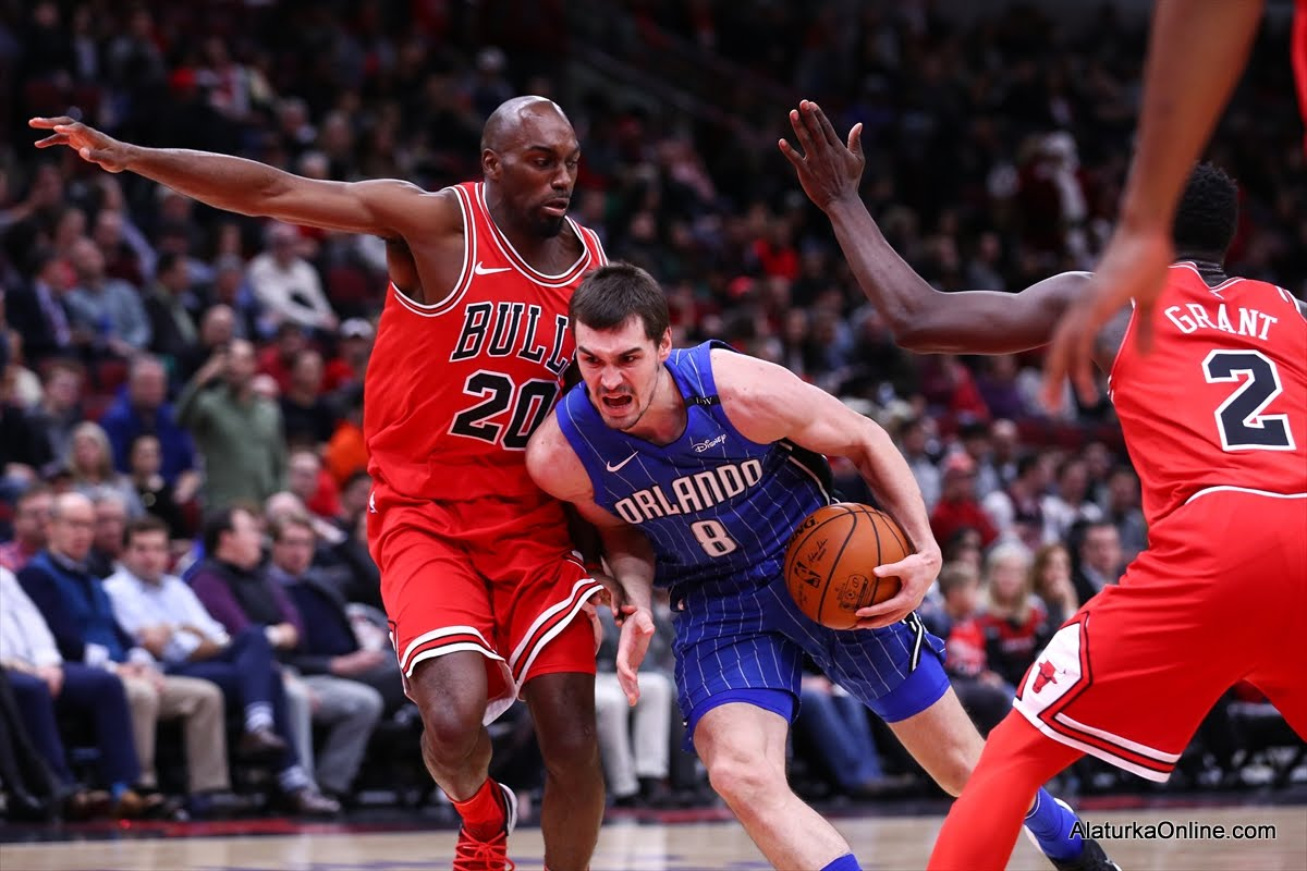 Chicago Bulls 112 – Orlando Magic 94
