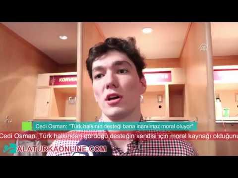 Cedi Osman: Türk halkının desteği bana inanılmaz moral oluyor