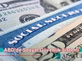 ABD de Sosyal Guvenlik Sistemi