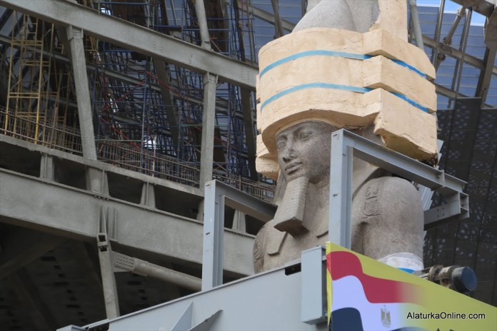 Relocation of Statue of Ramesses II in Egypt (6)
