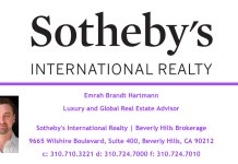 Emrah Brandt Hartmann - Sotheby's International Realty