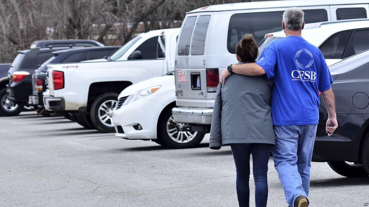 Kentucky'de Saldırgan 4 Kişiyi Öldürdükten Sonra İntihar Etti