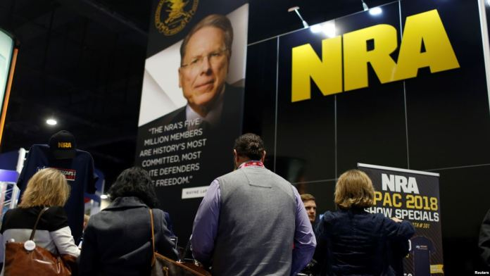 Silah Lobisi Trump'ın Planına Karşı