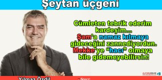 Seytan Ucgeni - Yilmaz Ozdil
