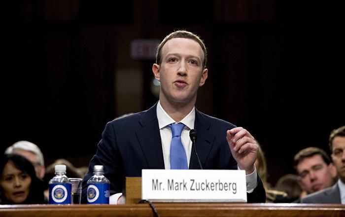 Zuckerberg ABD Senatosunda ifade verdi: Benim hatamdı, özür dilerim