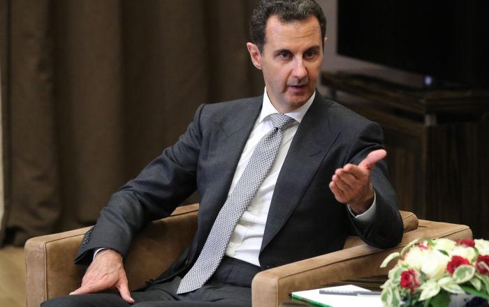 Esad: Dünya, ABD'nin kimyasal silah hikayesini yutmadı