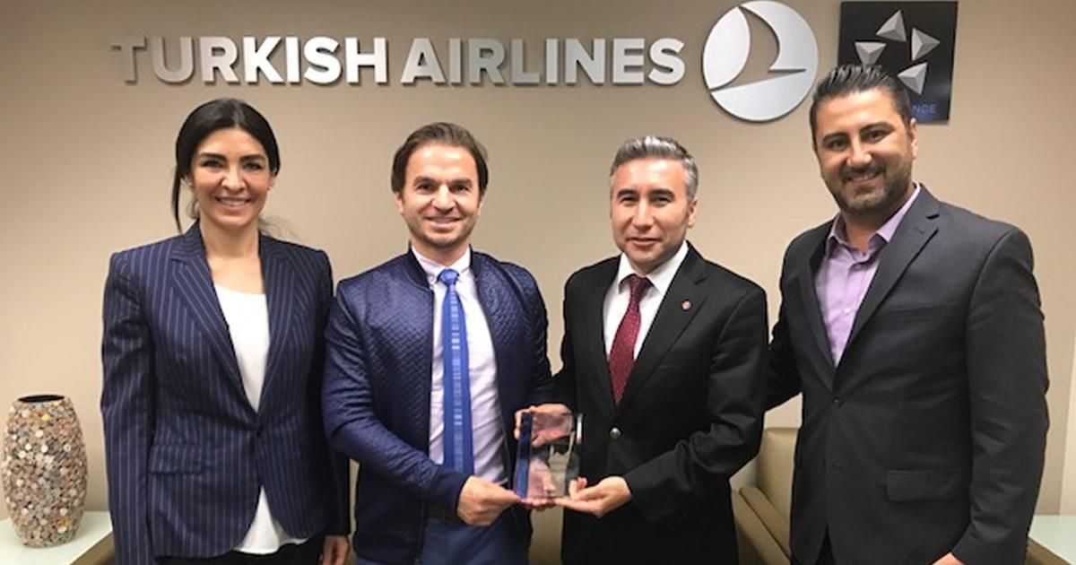 WATCH-US Türk Amerikan Ticaret Odası'ndan THY'ye Ziyaret