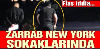 Reza Zarrap New York Sokaklarinda