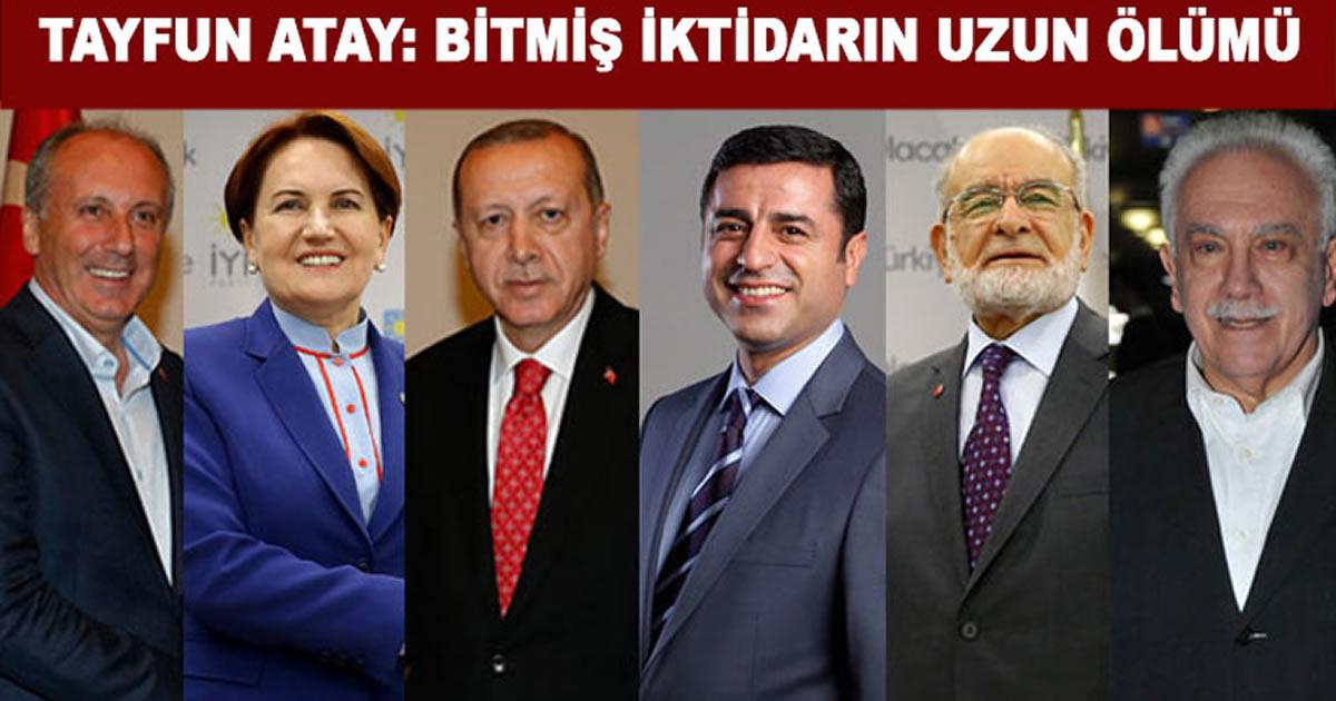Herkes Kazandı, Türkiye Kaybetti – Bitmiş iktidarın uzun ölümü sürüyor