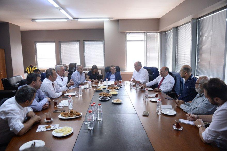 Muharrem İnce: Benim derdim koltuk değil, Türkiye !