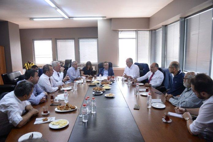 Muharrem Ince Sozcu Gazetesi Ziyareti