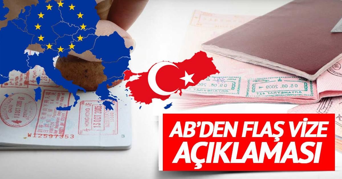 Türkiye'ye vize serbestisi için Rumları tanıma şartı