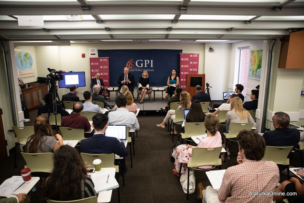 ABD'de 15 Temmuz paneli – Washington