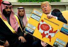 ABD, son yıllarda Ortadoğu'ya silah ihracat ağını genişletti