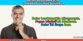 Dolari Dusurmek - Yilmaz Ozdil