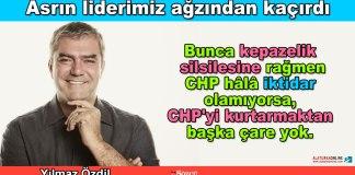 Asrin Liderimiz Agzindan Kacirdi - Yilmaz Ozdil