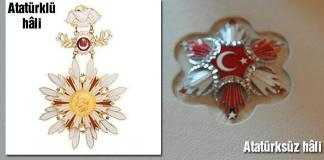 Ataturk Madalyalara geri donuyor