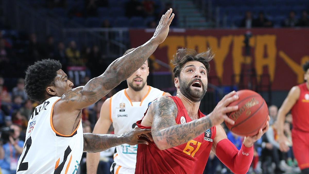 7Days EuroCup | Galatasaray 77-69 ratiopharm ULM