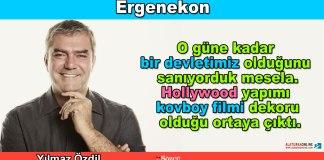 Ergenekon - Yilmaz Ozdil