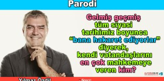 Parodii - Yilmaz Ozdil