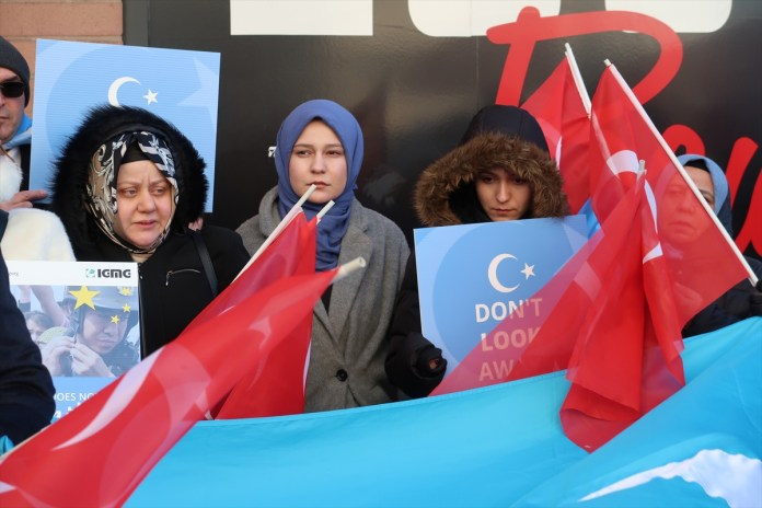 New York Dogu Turkistan Protestosu (3)