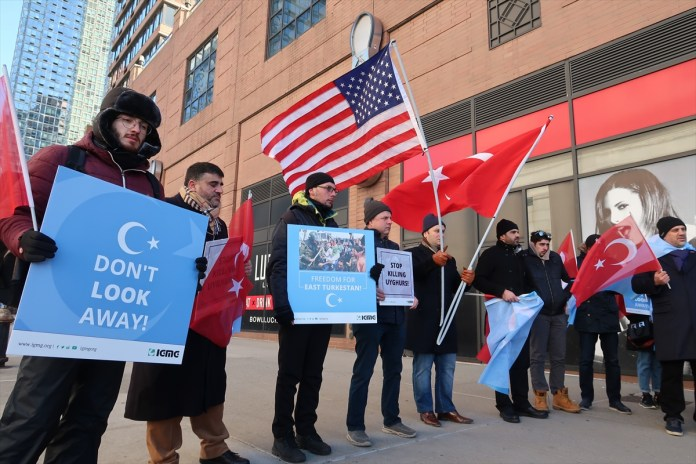 New York Dogu Turkistan Protestosu (6)