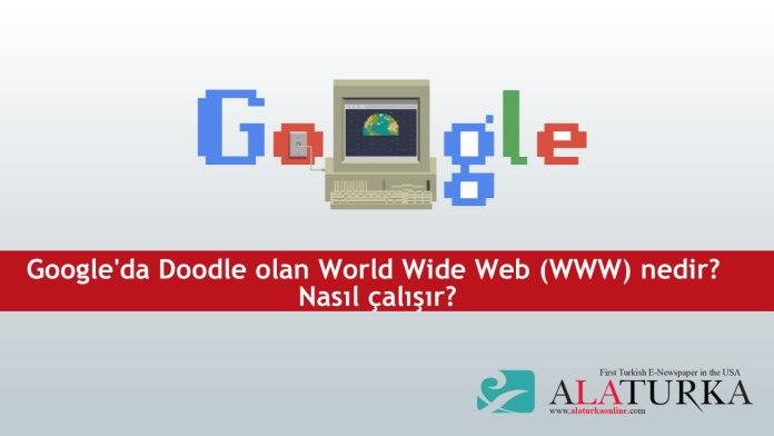 Google Doodle World Wide Web Nedir