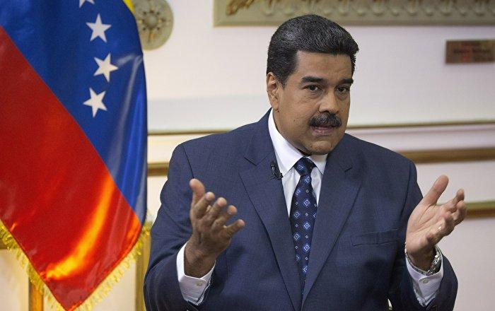 New York Times: Venezüella'ya giden yardım kamyonlarını Maduro yaktırmadı
