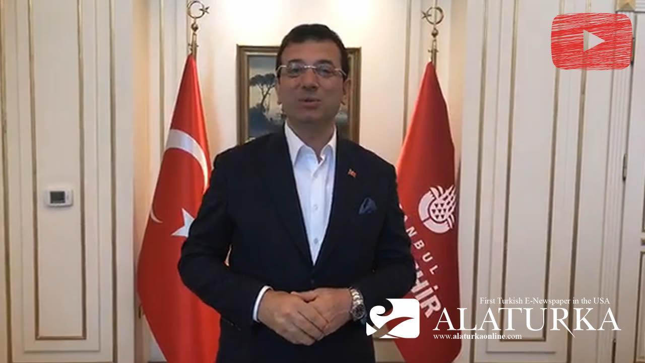 """Ekrem İmamoğlu sizleri """"İstanbul'a Yeni Bir Başlangıç Buluşması"""" na Davet Ediyor."""