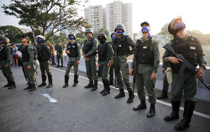 Venezüella'nın Ankara Büyükelçiliğinden darbe girişimi açıklaması