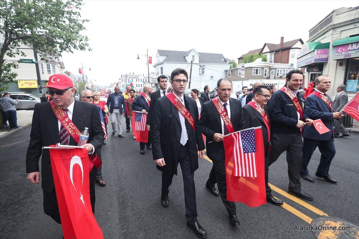 New Jersey'de Türk Günü Yürüyüşü ve Festivali