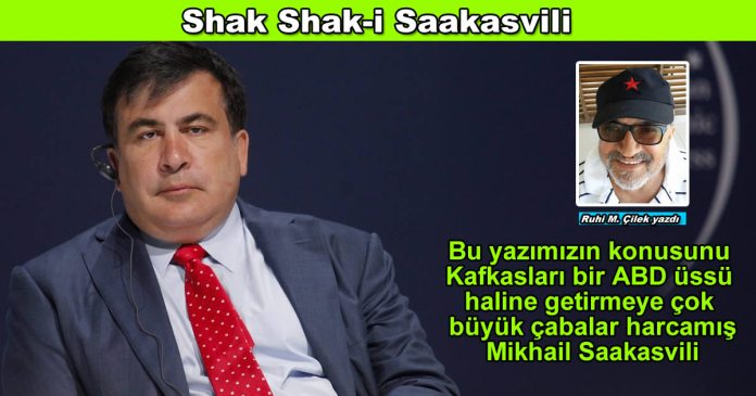 Mikhail Saakasvili