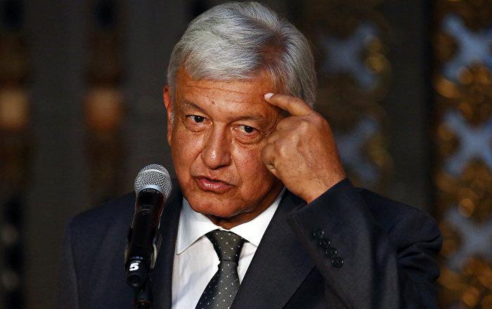 Meksika lideri Obrador'dan Trump'a tepki: Sosyal problemler vergilerle çözülemez