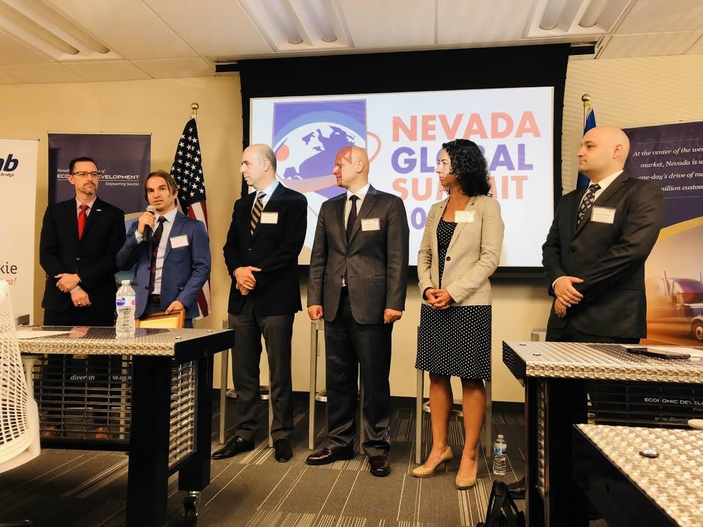 Türk Amerikan Ticaret Odası (WATCH-US) Nevada Şubesini Açtı