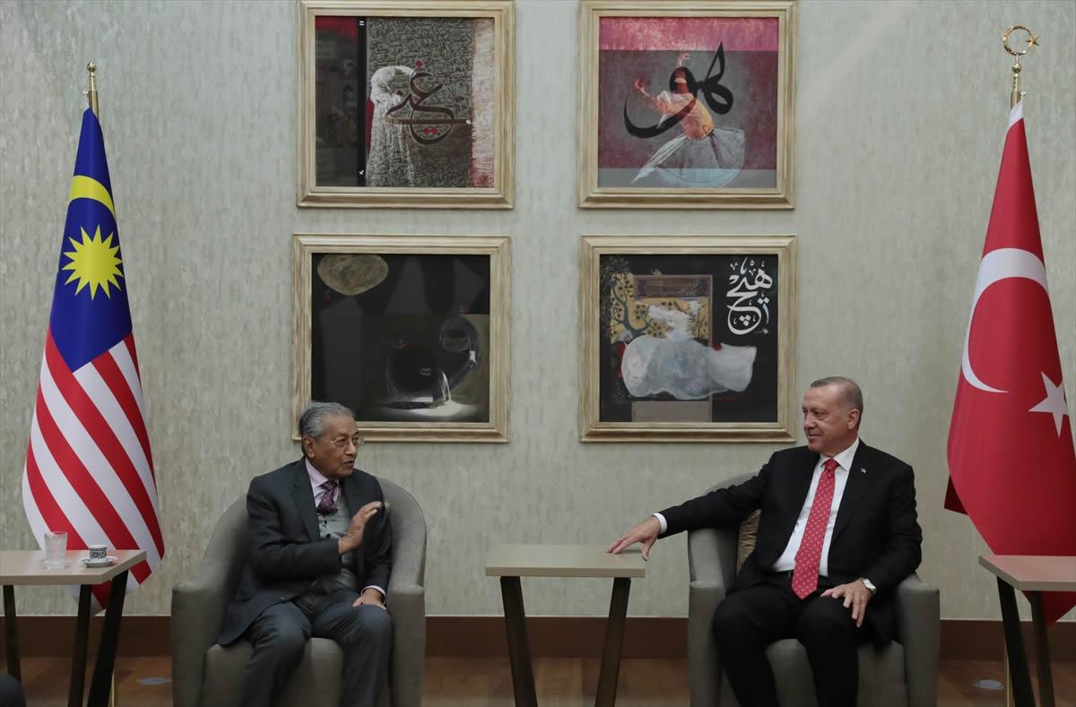 Erdoğan günler sonra ilk pozunu verdi