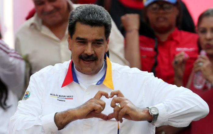 ABD'nin darbe girişiminin lideri: Maduro yönetimiyle Barbados'ta görüşeceğiz