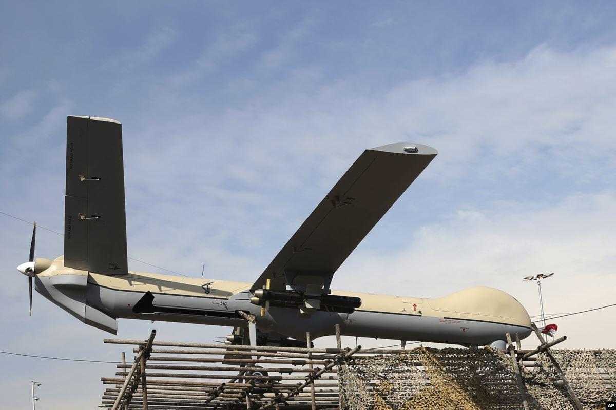 İran'danABD'yeYalanlama: 'Drone'umuzVurulmadı'