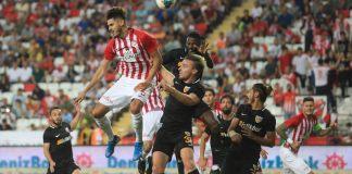 Antalyaspor 2 Kayserispor 3 Mac Ozeti Izle