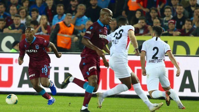 Trabzonspor 2 Genclerbirligi 2 Mac Ozeti Izle