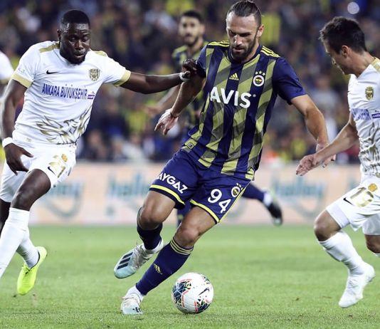 Fenerbahçe 2 - Ankaragücü 1 Maç Özeti İzle