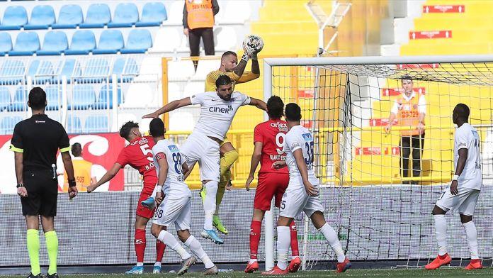 Kasımpaşa 3 - Antalyaspor 0 Maç Özeti İzle