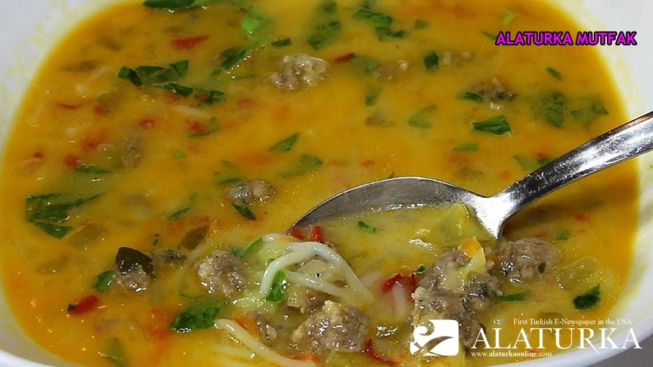 Supa Topçeta Çorbası – Meşhur Bulgaristan Çorbası Supa Topcheta Tarifi