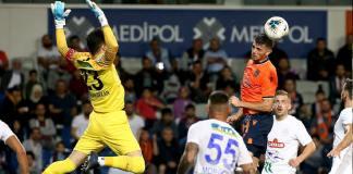 Başakşehir 5 - Rizespor 0 Maç Özeti İzle
