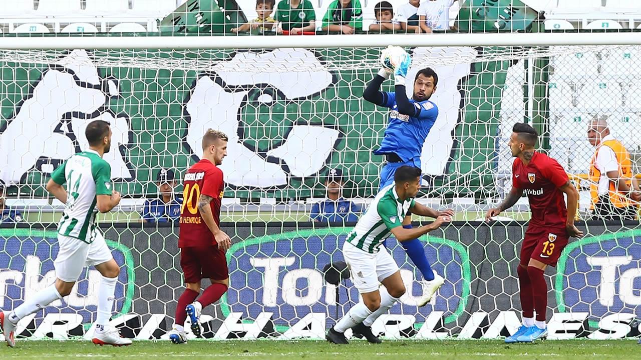 Konyaspor 2 – Kayserispor 1 Maç Özeti İzle